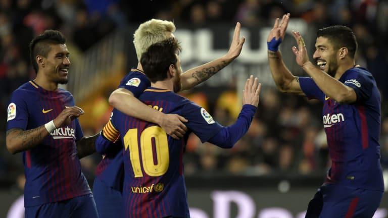 El 1x1 de la victoria del Barcelona en Mestalla