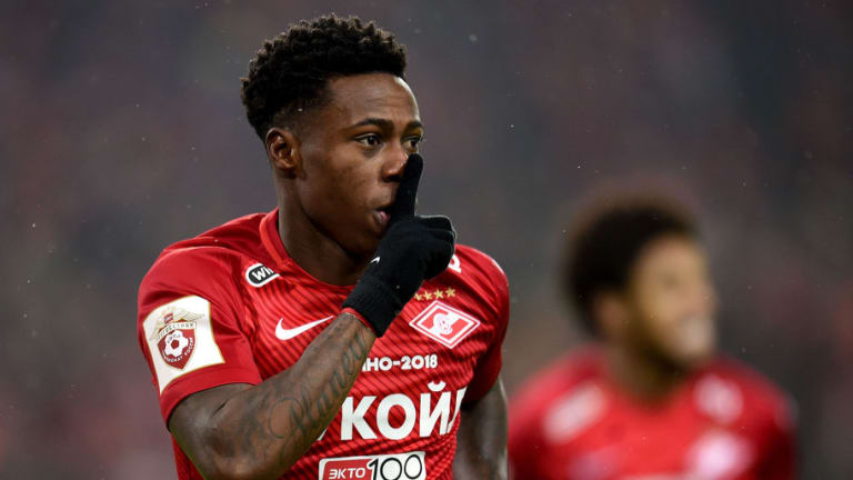 Quincy Promes' Teammate Claims Everton Are in the Race for Dutch Star & Southampton Target