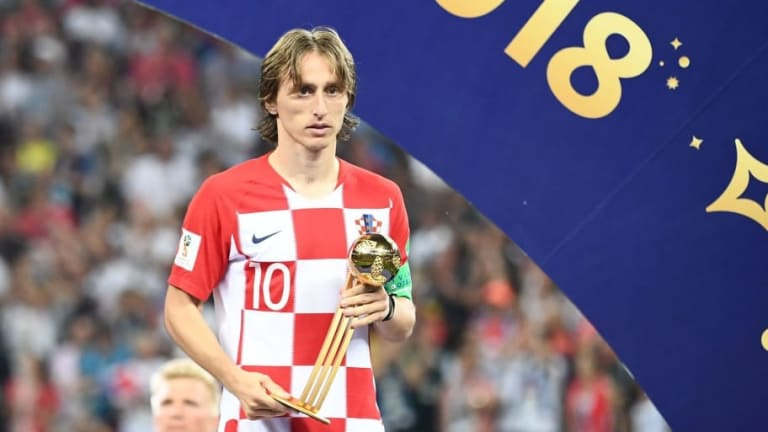 Why His World Cup Final Appearance Solidifies Luka Modric's Legacy as an Elite Midfielder