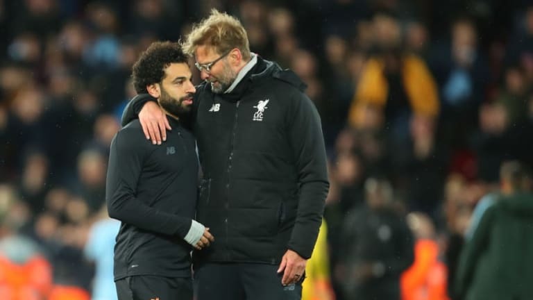 Liverpool Boss Jurgen Klopp Shared an Incredible Moment With Mo Salah After Equaliser at Chelsea
