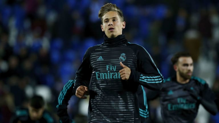 Newcastle United Eye Deadline Day Loan for Real Madrid Outcast Marcos Llorente