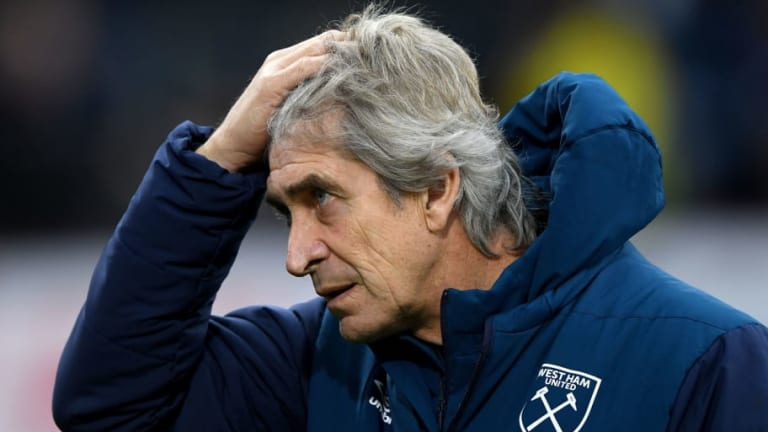 Manuel Pellegrini Bemoans 'Fatigue' Following Hammers' Comprehensive Defeat at Burnley