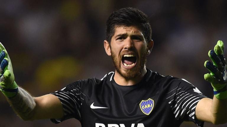 TE BANCAN, ROSSI | Los jugadores históricos de Boca que salieron a apoyar al arquero