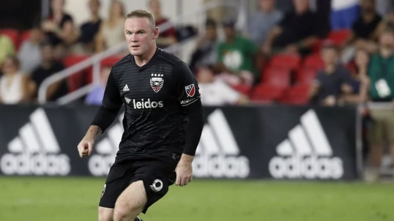 ÍDOLO: Wayne Rooney nuevamente mostró su clase con dos golazos en la victoria del DC United
