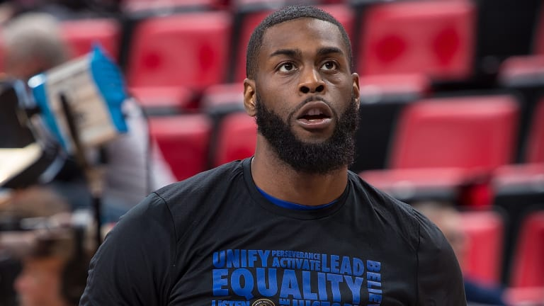 Pistons' Willie Reed Suspended Six Games for Domestic Violence