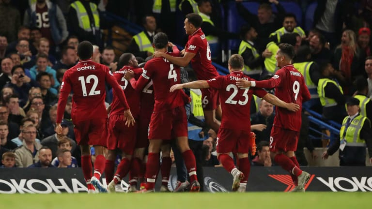 'Glad He Wasn't Sold': Liverpool Supporters React After Star Man Wins Monthly Competition