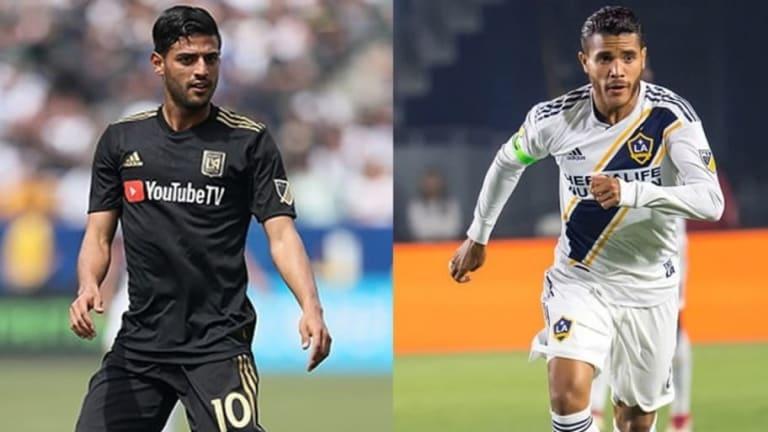 ESTRELLAS | Carlos Vela y Jonathan dos Santos jugarán contra la Juventus en el All Star de la MLS