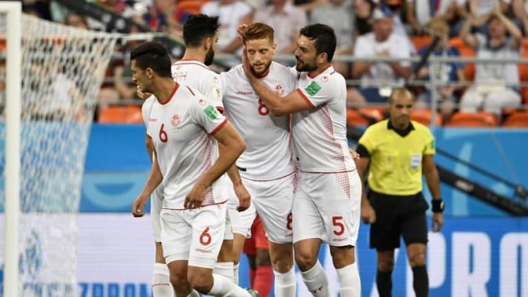 El registro mundialista alcanzado con el primer gol de Túnez