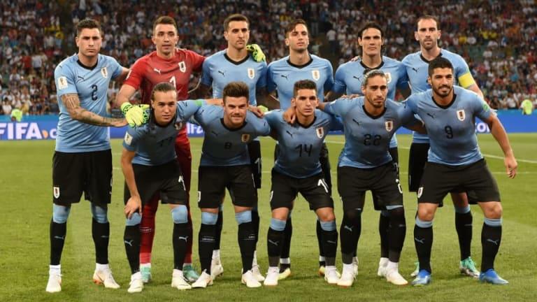 Los antecedentes de Uruguay ante Francia en la Copa del Mundo