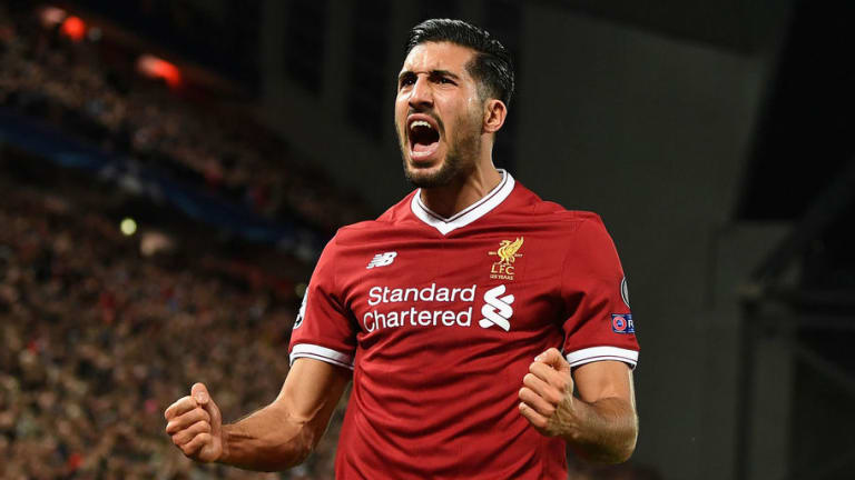 Emre Can Focused on Winning Trophies With Liverpool Despite Ongoing Juventus Links
