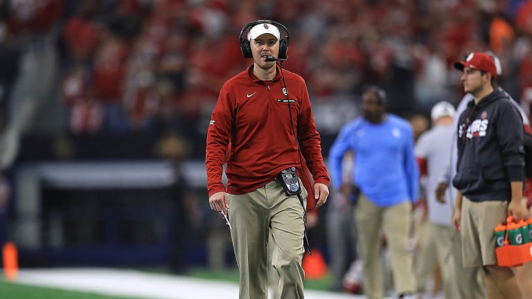 Everybody Wants to Talk to Lincoln Riley