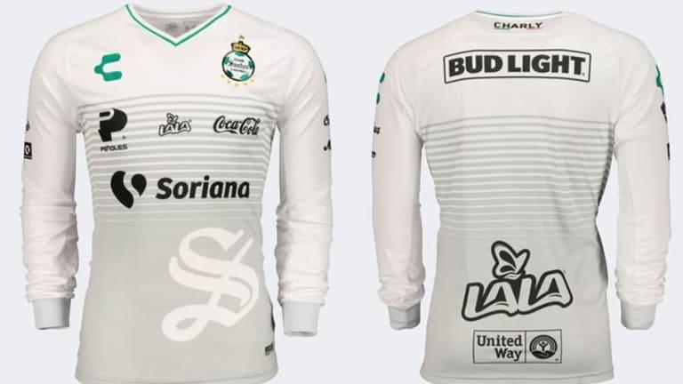 Los 7 equipos de la Liga MX que estrenarán tercer uniforme en el Clausura 2019