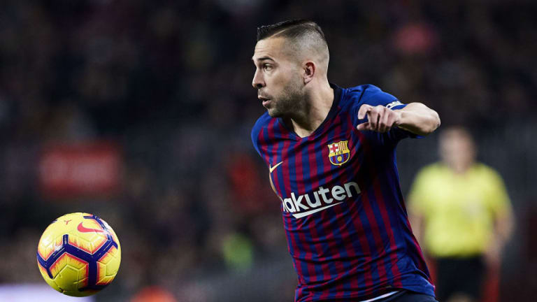 Barcelona Officials Ready for Patient Approach to Jordi Alba's Contract Negotiations