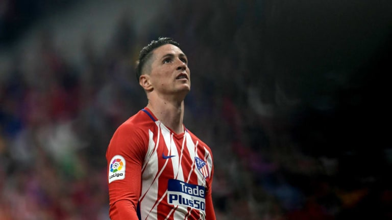 Japanese Side Sagan Tosu Make 'Interesting Offer' for Fernando Torres With China Move Still Possible