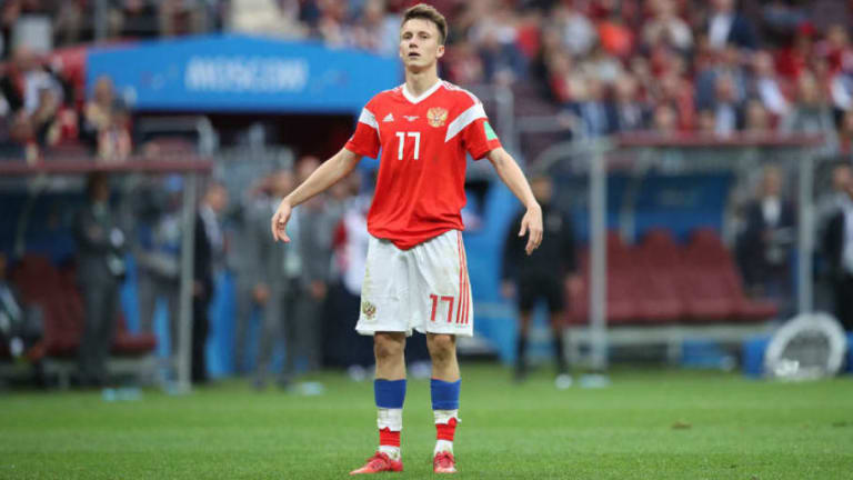 Juventus Reportedly End Interest in Jack Wilshere & Turn Attentions to Aleksandr Golovin