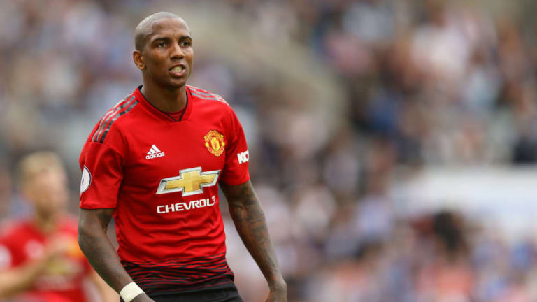 Ashley Young Reveals Manchester United Are Aiming to Get Back to 'Winning Ways' This Weekend