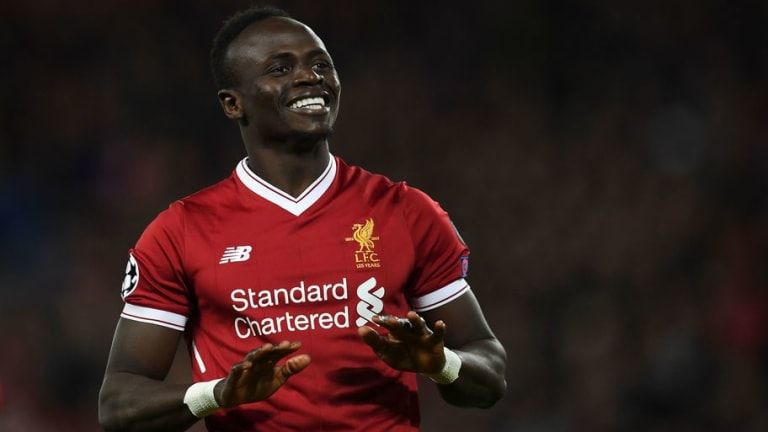 Sadio Mane Reveals Which Liverpool Stars Are 'Lucky Boys' After Thrashing West Ham