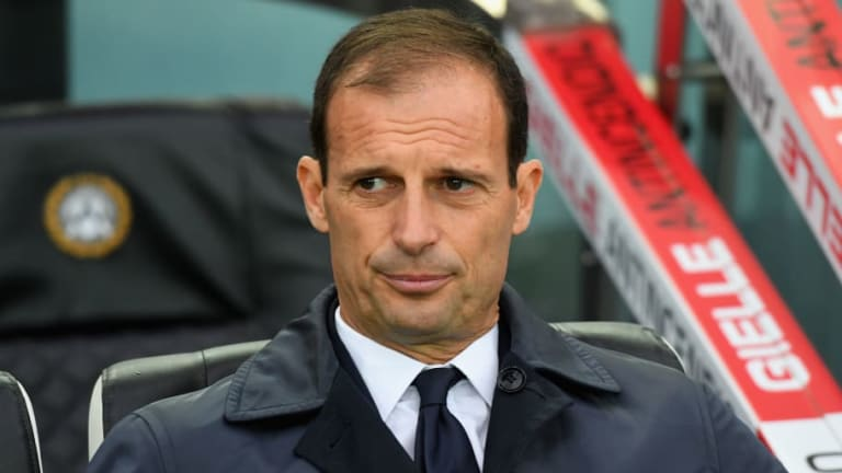 Man Utd Fans React as Juve Boss Massimiliano Allegri Contacted Over Old Trafford Position