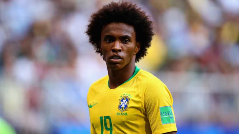 MERCADO   Los tres jugadores que podrían ser ofrecidos al Chelsea por Willian