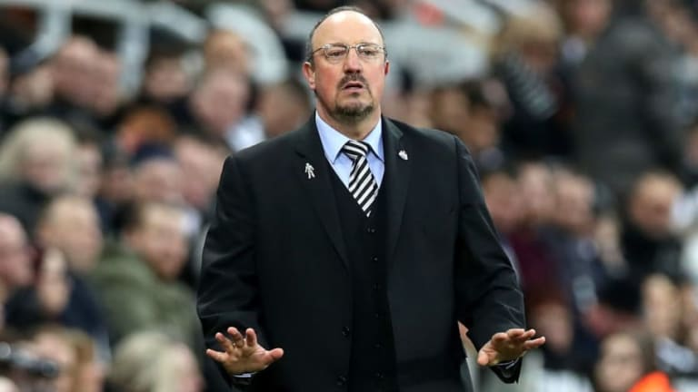 Rafa Benitez Fires Direct Transfer Warning to Mike Ashley as Newcastle Face Relegation Dogfight