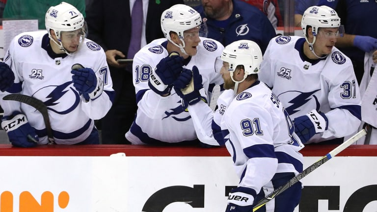 Young, Talented and in the Stanley Cup Hunt, the Lightning Are Poised for Long-Term Success
