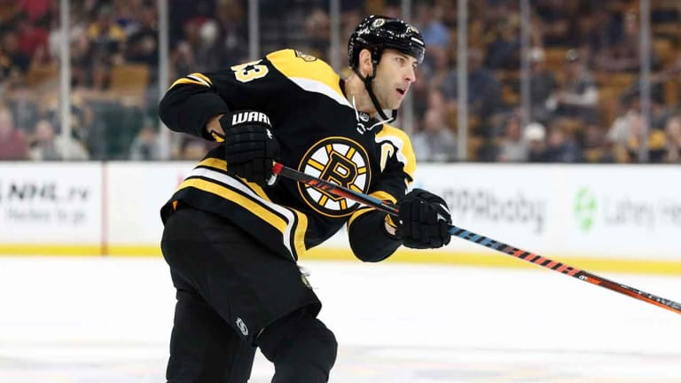 Question for Bruins (Again): How Long Can Zdeno Chara Keep Going?