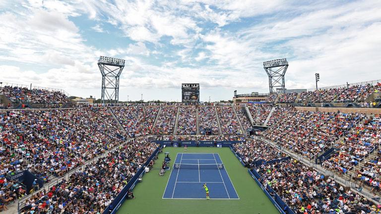 Podcast: Louis Armstrong Stadium Architect Matt Rossetti on 2018 U.S. Open Unveiling