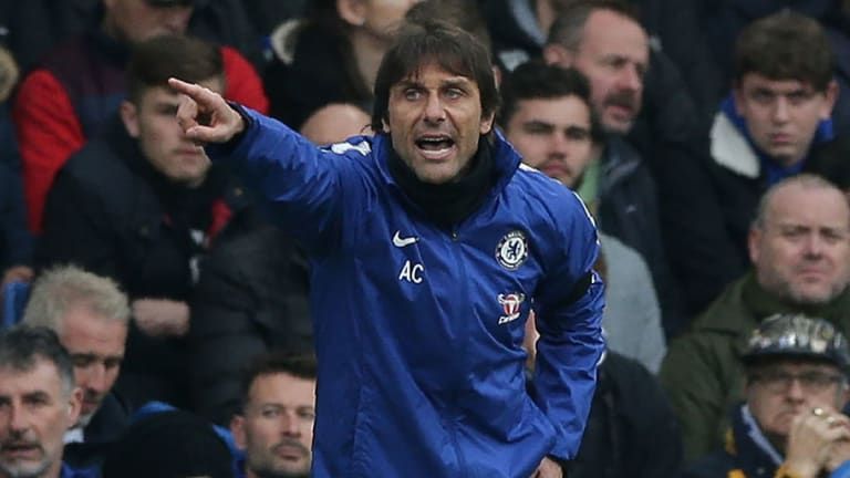 Antonio Conte Admits He's 'Bored' of Complaining About 'Wasteful' Chelsea Following West Ham Draw
