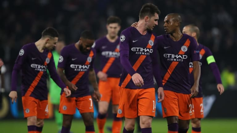 Lyon 2-2 Man City: Report, Ratings & Reaction as City Reach CL Last 16 in Entertaining Fashion