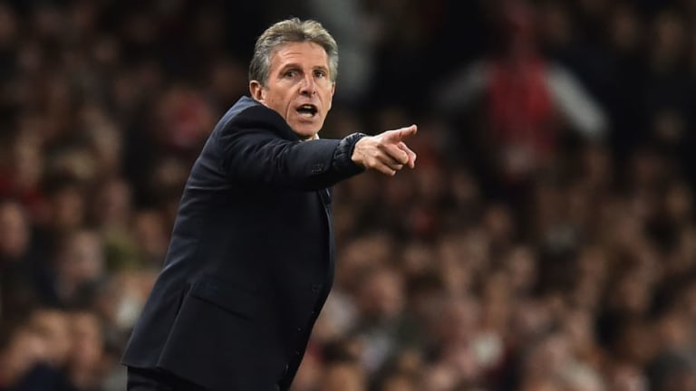 Claude Puel Drops Leicester Star for West Ham Clash After Missing Training in Midweek