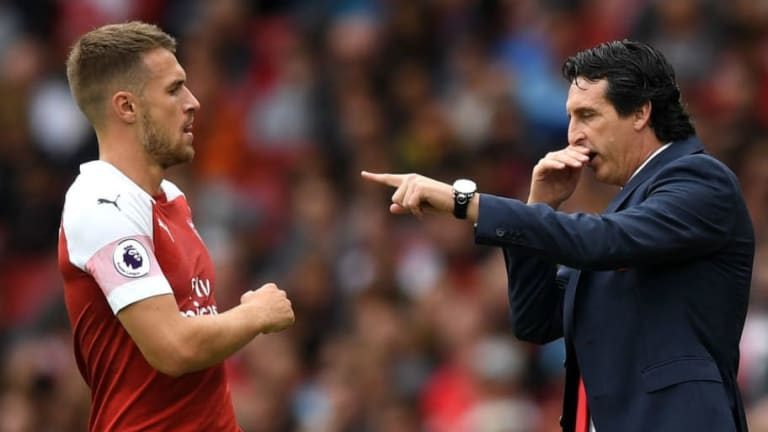Why Arsenal Must Stay Ruthless in New Era & Not Be Held to Ransom Over Aaron Ramsey's Contract