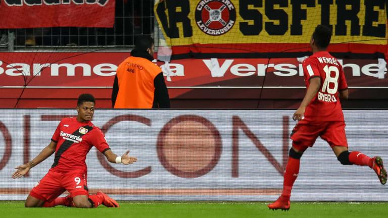 Chelsea, Liverpool & Man Utd Target Leon Bailey Admits He Could Leave Bayer Leverkusen