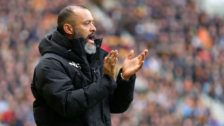 Nuno Espirito Santo Reveals the Key to Wolves' Promotion From the Championship