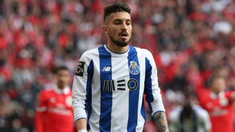 FC Porto Turn Down Bids From Bayern Munich & Juventus as Fight to Keep Hold of Brazilian Star Begins