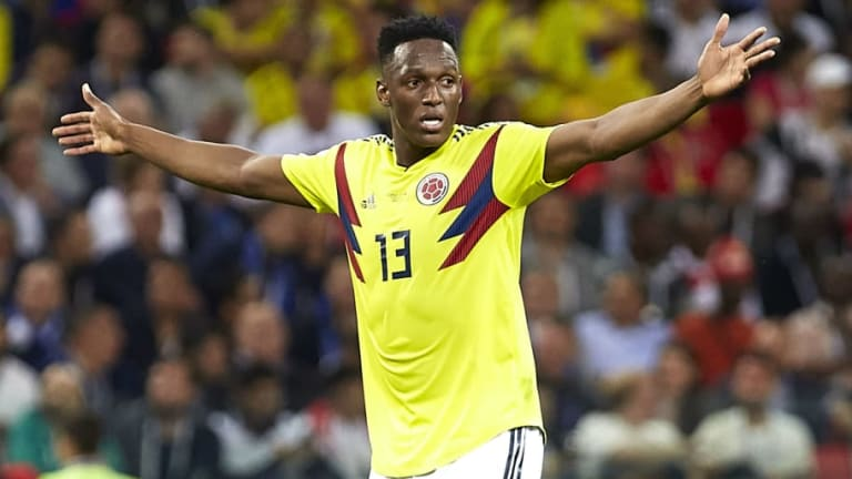 Tottenham Eyeing Move for Colombian World Cup Defender After String of Impressive Performances