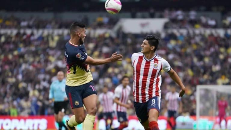 SORPRENDENTE: Clásico América vs. Chivas es más visto en USA que el Real Madrid ante Barcelona