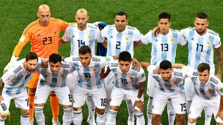 Los siete jugadores argentinos que podrían retirarse de la Selección tras el Mundial