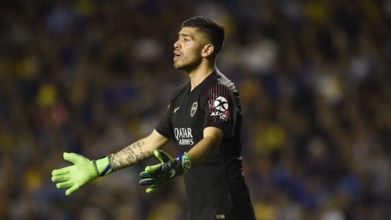 SORPRESA | El arquero de una selección sudamericana podría llegar a Boca