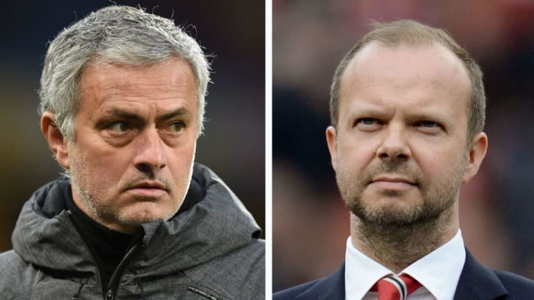 Friends of Man Utd Chief Ed Woodward Deny Rumours of Rift With Manager Jose Mourinho