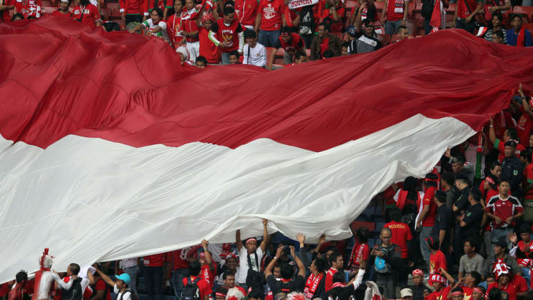 World Cup Countdown: 18 Weeks to Go - When the Dutch East Indies Flew the Flag for Asia