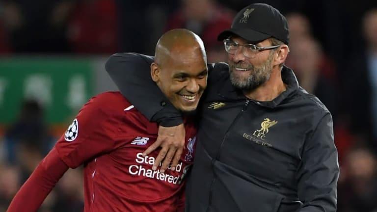 Liverpool Boss Jurgen Klopp Explains Why Fabinho Integration Will Take More Time