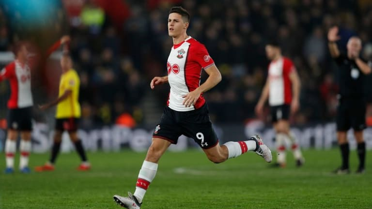 Guido Carrillo Insists He Will Repay the Faith Shown in Him by Saints Boss Mauricio Pellegrino