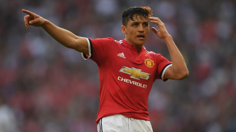 'Demanding' Alexis Sanchez Insists He Is Getting More Confident After FA Cup Semi Final Goal