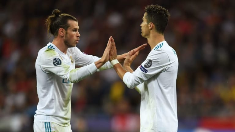 Ronaldo & Bale Both Hint at Shock Exits in Aftermath of Real Madrid Champions League Final Victory