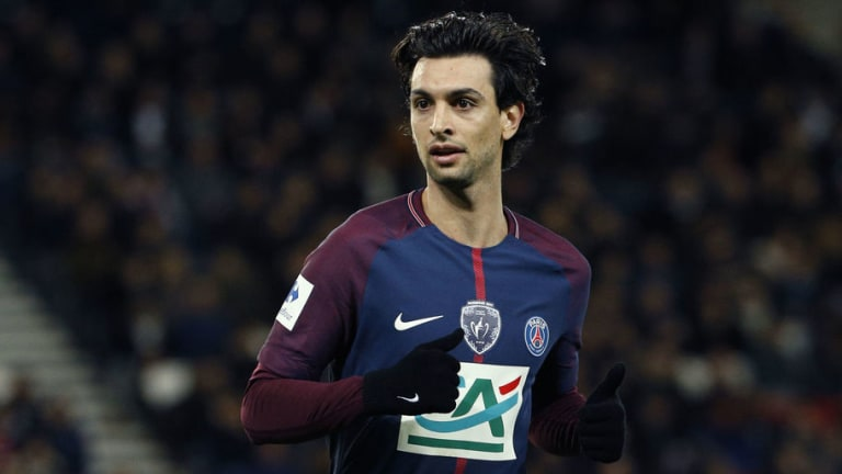 Javier Pastore's Agent Rules Out Deadline Day Move To Inter