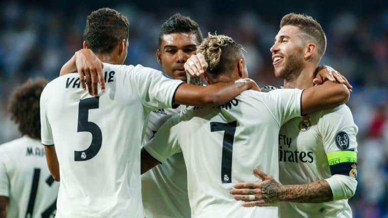 El jugador del Real Madrid que sueña con jugar en la Premier League