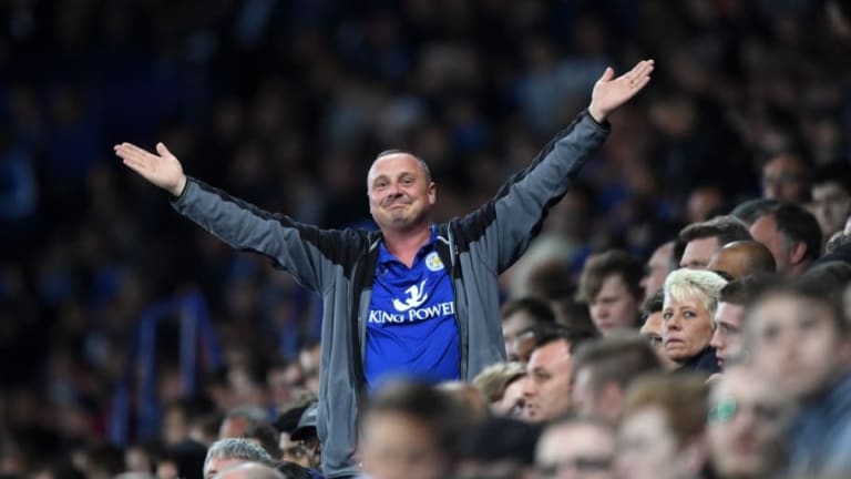 Leicester City Fans Set to Get a Glimpse of New Signing at Fan Store Opening This Weekend