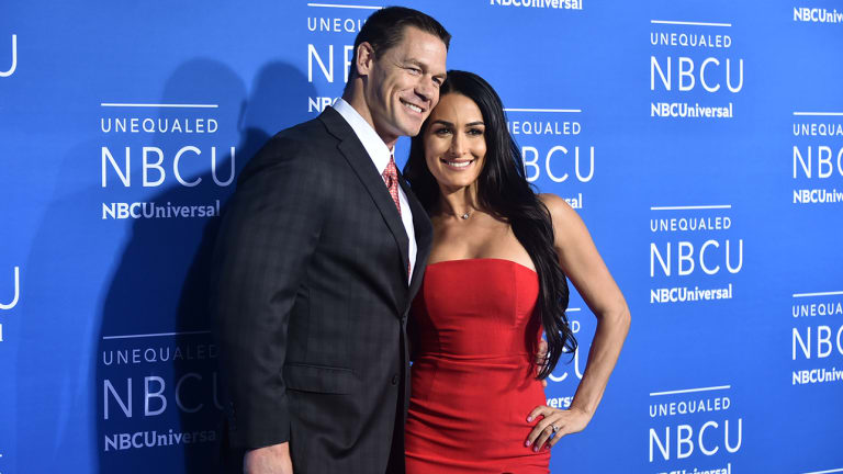 Traina Thoughts: John Cena and Nikki Bella's Split Leaves  the WWE Universe Shook
