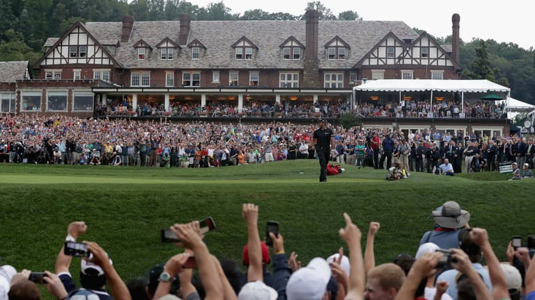 Baltusrol to Host Women's PGA and PGA Championship