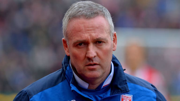 Paul Lambert 'Devastated' for His Stoke Players After 1-1 Draw With Fellow Strugglers Brighton